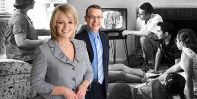 MCTV Anchors Michelle Tonner and Tony Ryma