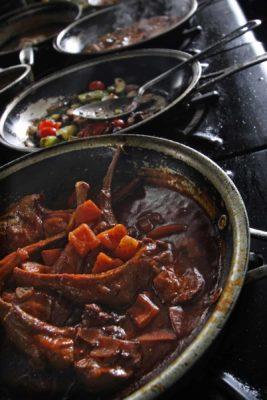 Meditaranian cooking