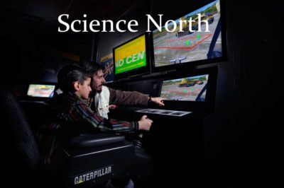 Science North Technology for kids