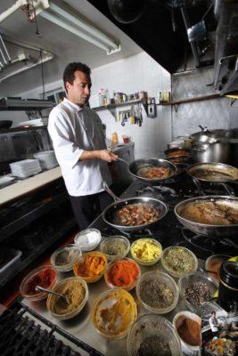 commercial photography-Alexandria's restaurant chef