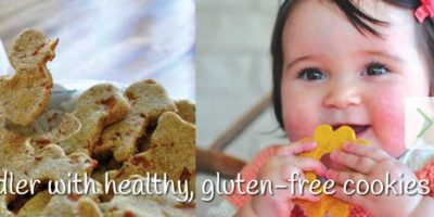 This website features recipes for healthy kid's snacks