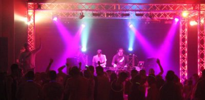Bands bring large crowds to the Sudbury Events Centre
