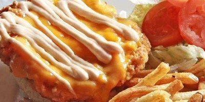 Food photography for restaurant website