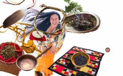 Aborigial cerimony